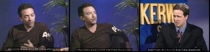 David Faustino @ the John Kerwin Show