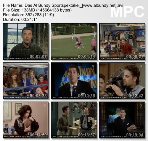 Al Bundy Sportspektakel - Video of the Month - Al Bundy Blog