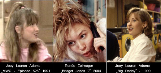 Renèe Zellweger - Joey Lauren Adams - top of the heap episode 525