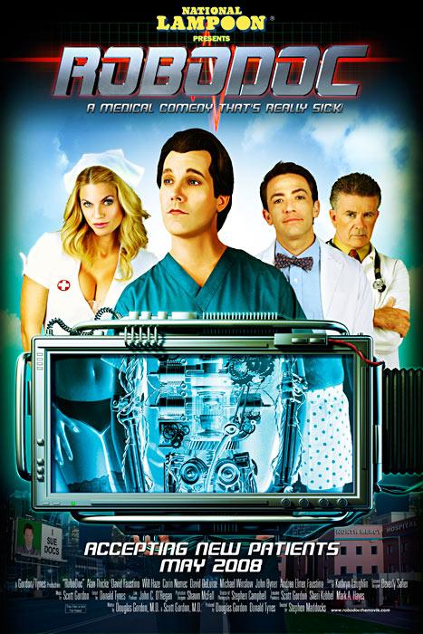 RoboDoc Poster